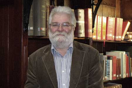 Graham Hicks, genealogist and family history researcher
